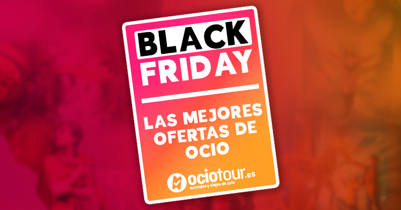 black friday 2020 ociotour