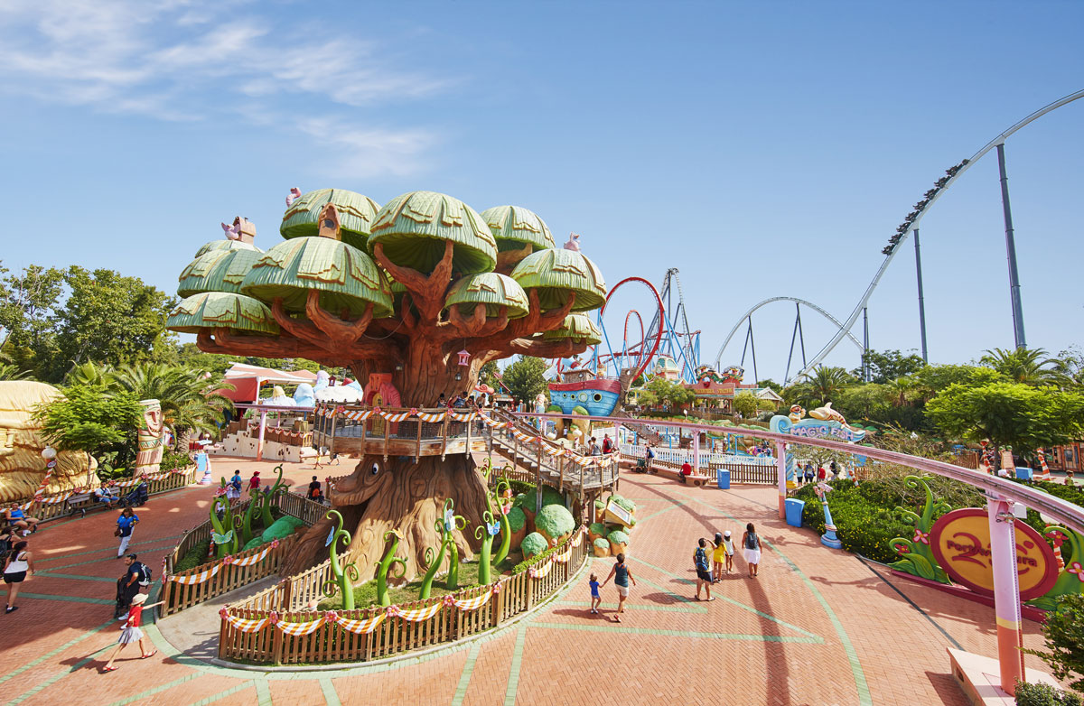 PortAventura World 2020 - Inside