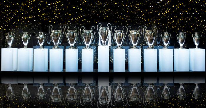 Tour al Bernabéu y Museo del Real Madrid - Copas de Europa