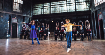 Billy Elliot, el musical - Baile