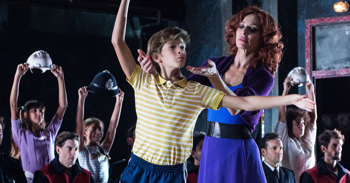 Billy Elliot, el musical - Billy