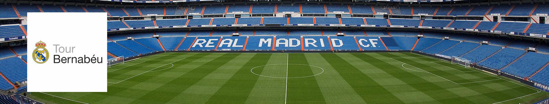 Tour al Bernabéu y Museo del Real Madrid