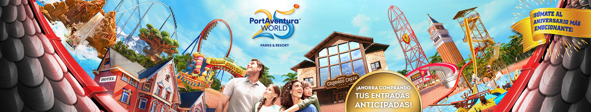 PortAventura World 2020