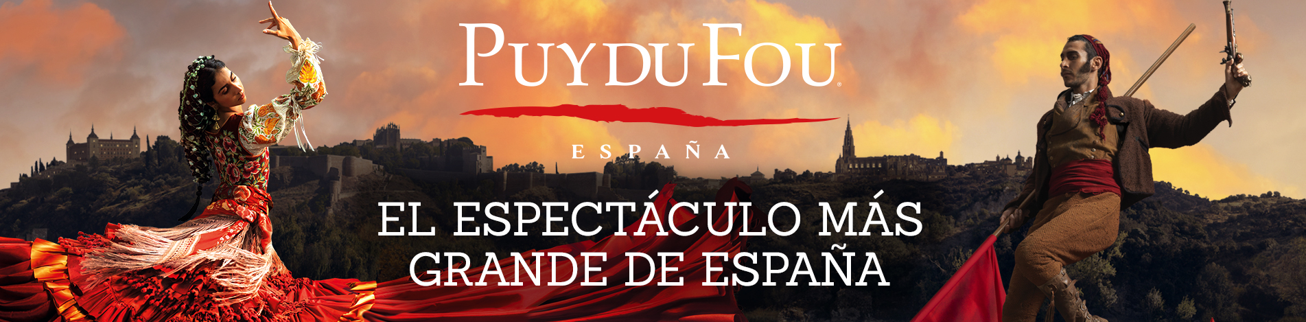 Puy du Fou España, El Sueño de Toledo