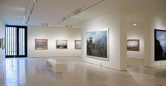 Museo Carmen Thyssen Málaga - Interior