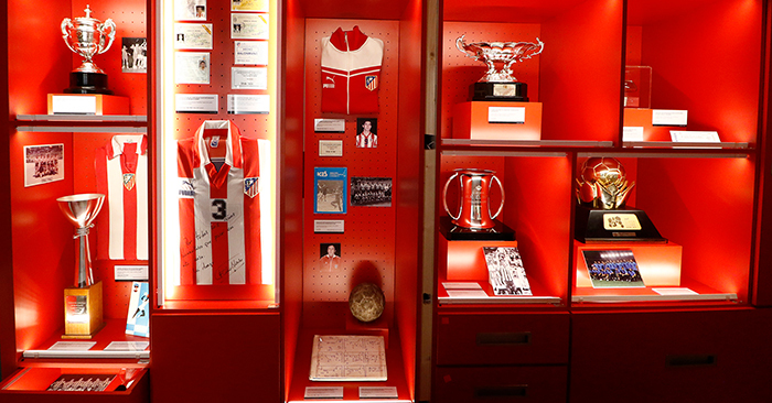 Atleti Territory - Exposition