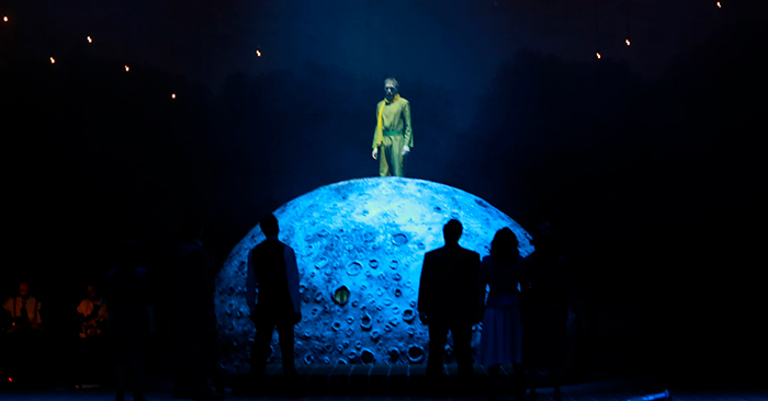 Antoine, el musical