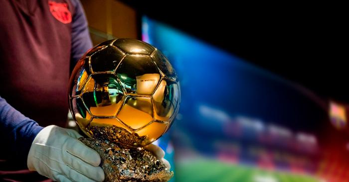 Camp Nou Experience - Balon de oro