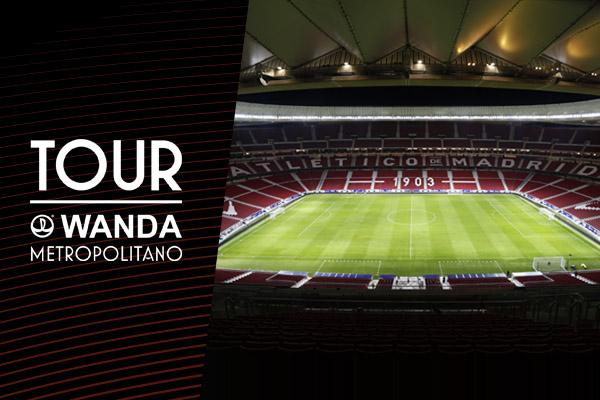 Wanda Metropolitano Tour - Cover