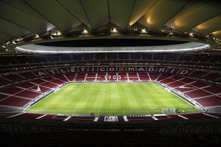 Wanda Metropolitano Tour - Stadium