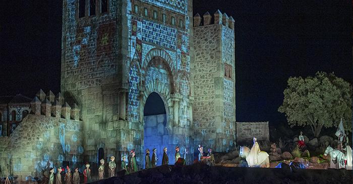 Puy du Fou España, El Sueño de Toledo - Castillo
