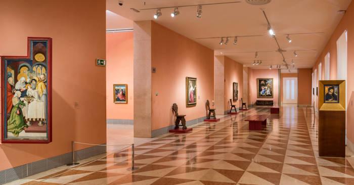 Museo Nacional Thyssen-Bornemisza - Obra